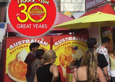 Australian Battered
