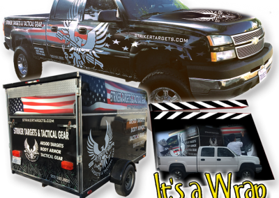 Tactical - Ad America Wrap