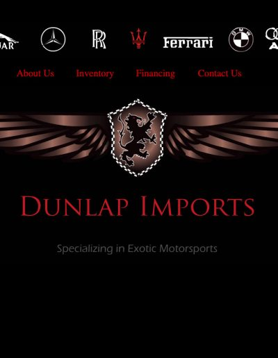 Dunlap Imports
