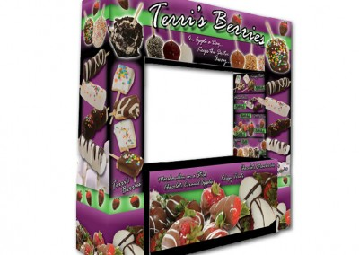 Terris-Berries Concession Graphic
