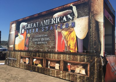 Beerhave Truck - Ad America Wrap