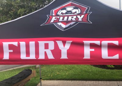 Fury FC Canopy
