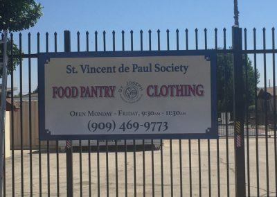 st-vincent-de-paul-society-food-pantry-sign
