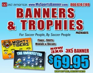 Sports Banners & Trophies