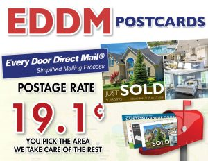 Real Estate EDDM Postcards